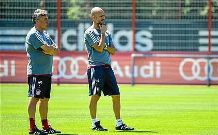El Girona tiene pensado volver a ´pescar´ en el Manchester City.