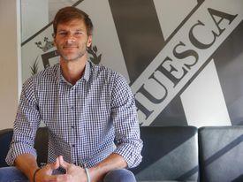 El argentino Leo Franco, nuevo entrenador del Huesca para su debut en Primera