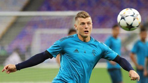 """El diario """"Bild"""" incluye a Kroos en la selección alemana de todos los tiempos"""