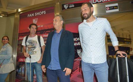 Machín, nuevo técnico del Sevilla