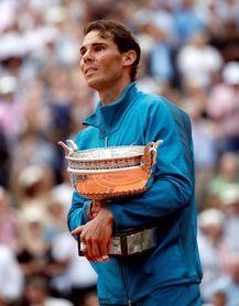 Figuras del deporte expresan su admiración por los 11 Roland Garros de Nadal