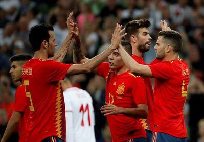 """Nacho: """"Estoy preparado para Portugal, conozco bien a Cristiano"""""""