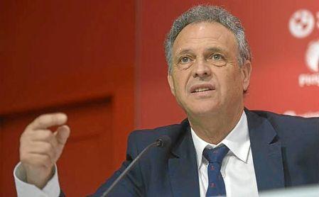 Caparrós explica la salida de Marchena y habla sobre la planificación