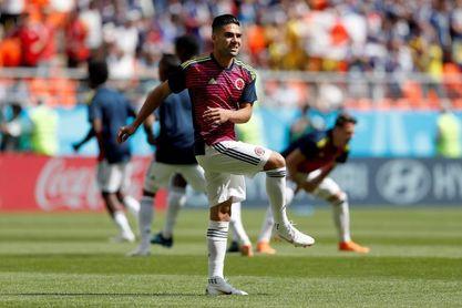 Falcao debuta en un Mundial