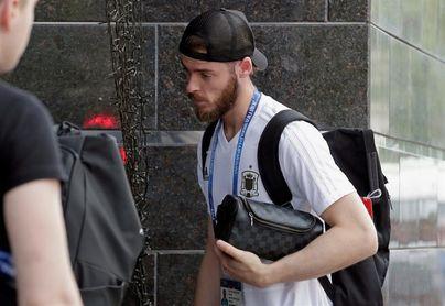 España ya está en Kazán, donde jugará el miércoles contra Irán