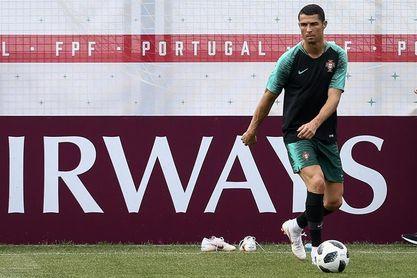 Las favoritas dudan, Cristiano Ronaldo no