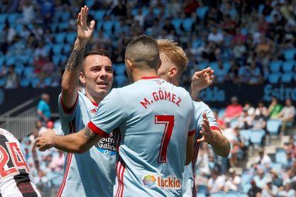 El Celta se enfrentará al Fulham el 4 de agosto