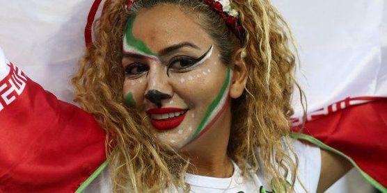 Las mujeres iraníes logran una victoria al margen de su selección