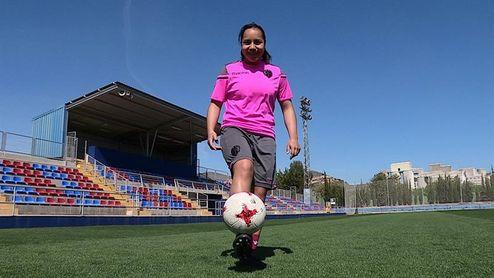 Charlyn, máxima goleadora en España, fiel al Levante y al deseo de un título