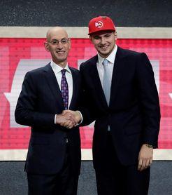 Ayton y Doncic, las grandes figuras extranjeras que llegan a la NBA