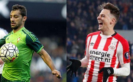 Jonny y Arias, dos opciones que gustan.