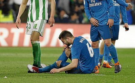 Imagen del Real Betis-Real Madrid de la 17/18.