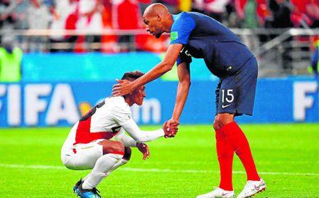 Nzonzi debutó ayer.