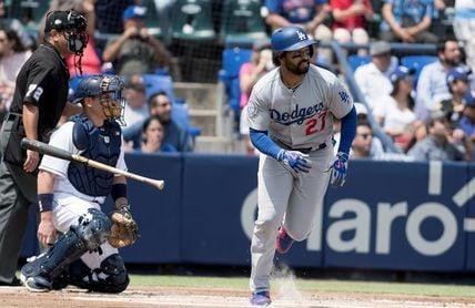 3-8. Kemp define con grand slam el triunfo de los Dodgers