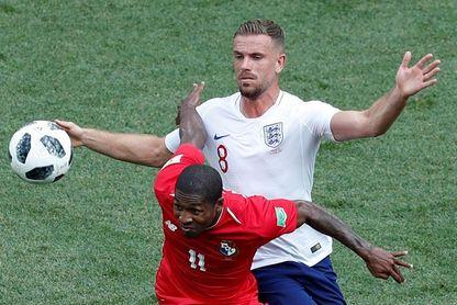 6-1. Inglaterra aplasta y elimina a Panamá