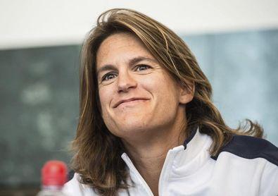 Mauresmo: Es muy significativo mi nombramiento como capitana de la Copa Davis