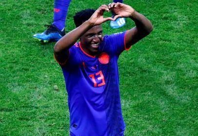 Yerry Mina no se plantea salir del Barcelona