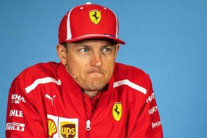 Raikkonen no habla de su futuro; Magnussen dice que no tiene opción en el suyo