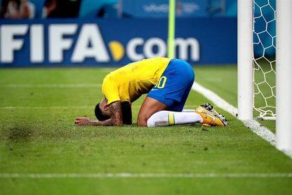 """Neymar admite que la eliminación de la selección brasileña fue el momento """"más triste"""" de su carrera"""