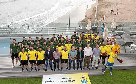 La UD Las Palmas de Manolo Jiménez ya está en marcha.