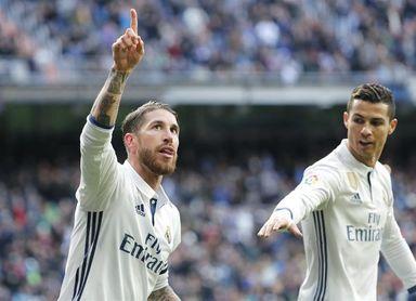 """Ramos despide a Cristiano: """"Los madridistas te recordaremos siempre"""""""
