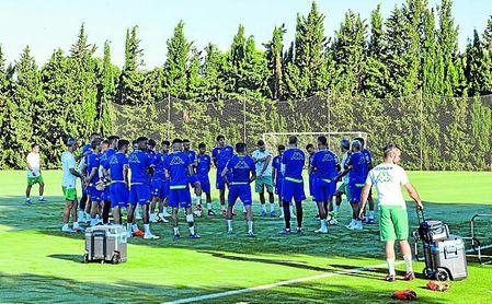 La plantilla del Betis cuenta con referentes de sus selecciones como Guardado, Mandi o Inui.