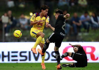 Lainez y Aguirre lideran equipo mexicano de fútbol en Barranquilla 2018