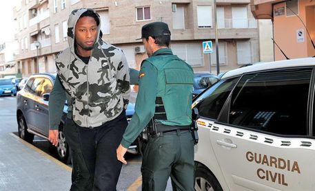 Rubén Semedo sale de la cárcel en libertad condicional con una fianza de 30.000 ?