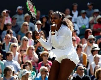 Entre Serena y Court, solo Kerber