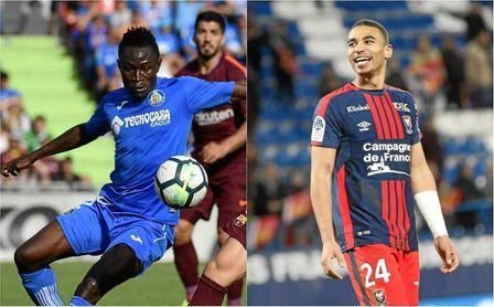 Djené y Djiku, las opciones que maneja el Sevilla, que no olvida a Juanpe.