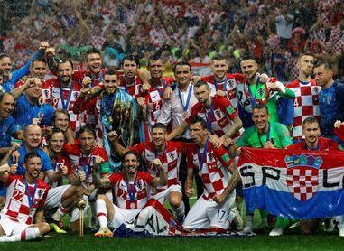 Croacia hace historia en Rusia 2018 que encumbra a Modric