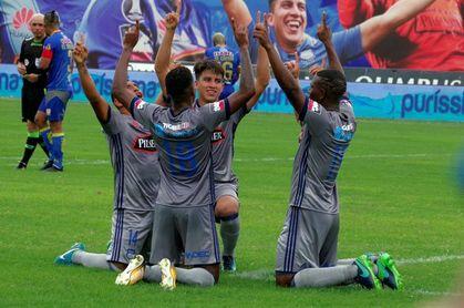 El ganador de la primera etapa en Ecuador, Liga, cierra con derrota en casa
