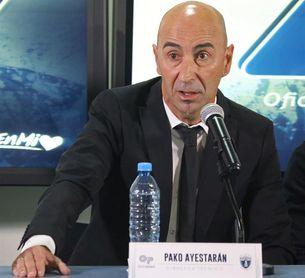 El español Pako Ayestarán buscará regresar a los triunfos al Pachuca mexicano
