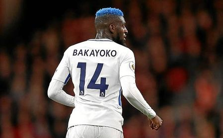 En Nervión pretenden a Bakayoko como cedido, con opción a compra.
