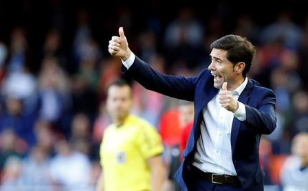 El Valencia y Marcelino García acuerdan alargar su contrato hasta 2020