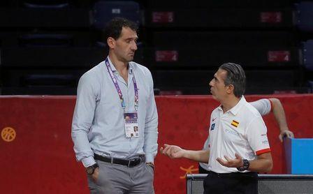 Garbajosa y Scariolo se reunirán próximamente sobre la oferta de la NBA al entrenador