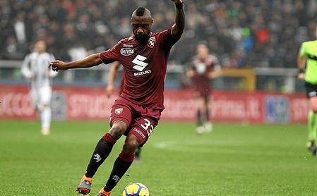 N´Koulou fue votado mejor jugador del Torino en la 17/18 por sus aficionados.