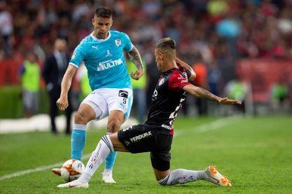 Querétaro empata sin goles en casa de Atlas, dominante pero sin puntería
