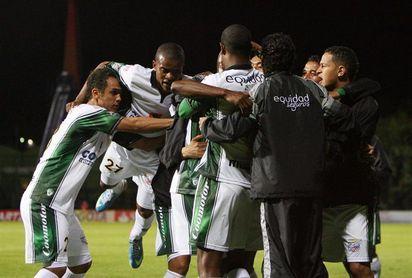 Equidad, Once Caldas y Rionegro ganan en la Liga de fútbol en Colombia y comparten el liderato