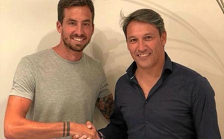 Tras dos años en el Miami FC, Rennella volverá a jugar en la Segunda división española.