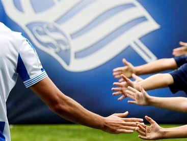 La Real, con problemas en defensa, se enfrenta invicta al Osasuna