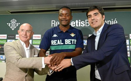 La fuerte inversión por William Carvalho no impide la llegada de otro fichaje de campanillas al Betis.