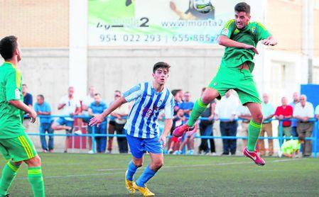 Lance de la UP Viso-Cádiz B de hace dos temporadas; ambos equipos se van a quedar sin ascensos.