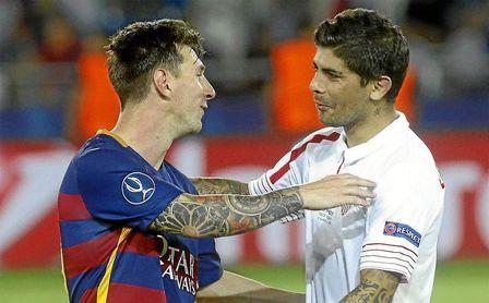 Técnico del Barcelona alaba llegada de Arturo Vidal