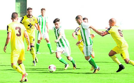 El Betis Deportivo es, de momento, equipo del Grupo X de Tercera División.