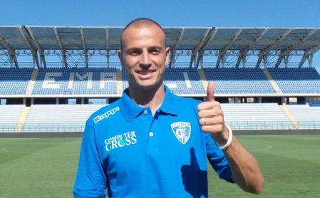 Antonelli, que fue ofrecido al Real Betis, nuevo jugador del Empoli.