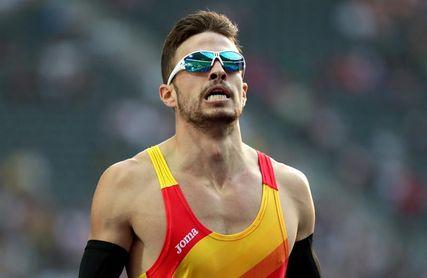 España bronce en relevos 4x400