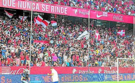 La afición del Sevilla FC tendrá la ayuda del ayuntamiento de Tarifa para el viaje a la Supercopa.