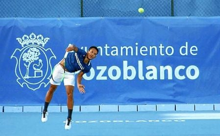 Pérez Sanz y Lescure jugarán la final del Open Ciudad de Pozoblanco.