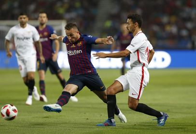 Sevilla FC-Barcelona, así lo vivimos en directo